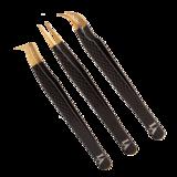 Set Zwarte Tweezers (3x)_