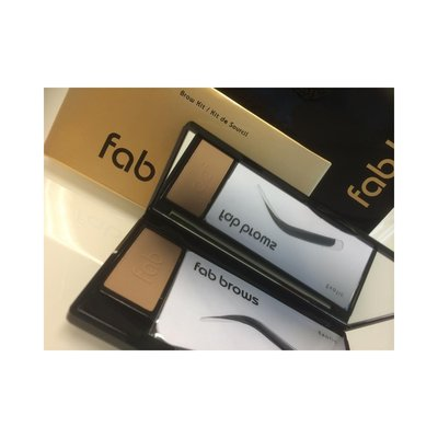 Fab Brows Duo Light Brown/Medium Brown