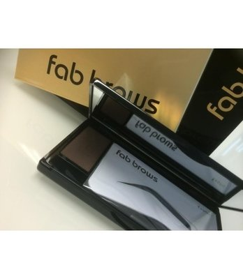 Fab Brows Duo Chocolate/ Dark Brown