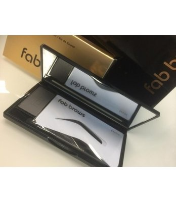 Fab Brows Duo Slate/Black