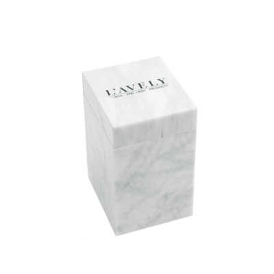 Luxe Tray Box Marmer (4 houders)