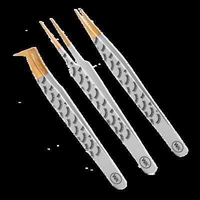 Wink Tweezer Set (3x)