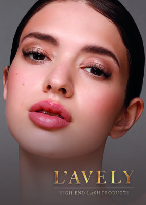 L'Avely Poster (Lash Lift)