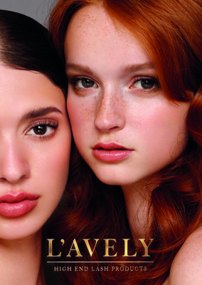 L'Avely Poster (Lash lift en Classic lashes)