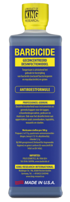 Barbicide Desinfectie 473ml