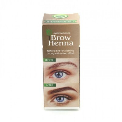 Brow Henna Neutral Brown