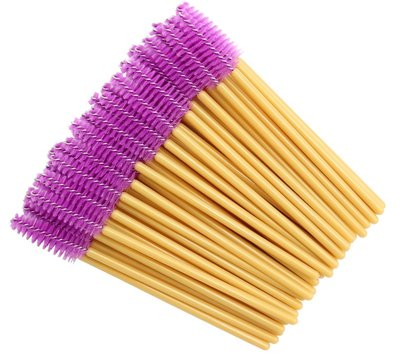 Gold/Purple Mascara Brush (20st)