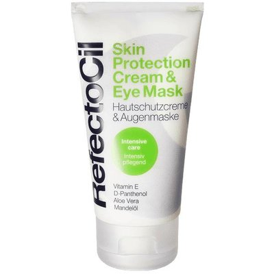 Skin Protection Cream & Eye Mask