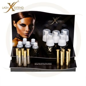 lash extend display wimperextensions