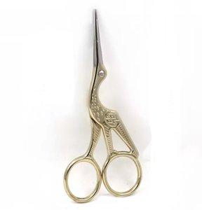Eyebrow Scissor Gold