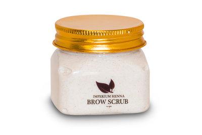 Brow Scrub