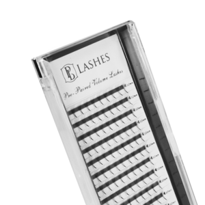 4D Pre-Paired Volume Lashes