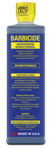 Barbicide Desinfectie 473ml