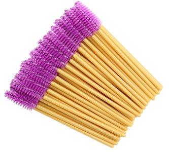 Gold/Purple Mascara Brush (20st)